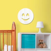 Espelho Decorativo Emoji Sorria