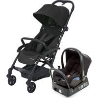 Carrinho De Bebê Travel System Laika Nomad Black - Maxi-Cosi