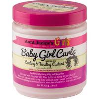 Finalizador Aunt Jackie'S Baby Girl Curls - Creme De Pentear 426Ml - Unissex-Incolor