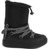 Bota Infantil Bibi Urban Boots Tiras Feminina - Masculino
