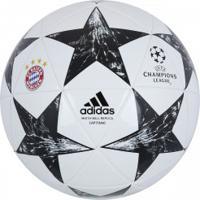 e3178b456f Bola De Futebol De Campo Adidas Bayern De Munique Finale 17 Capitano -  Branco Preto