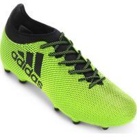 Netshoes  Chuteira Campo Adidas X 17.3 Fg - Unissex d5dbaded41389