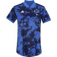 Camisa Do Cruzeiro Iii 2020 Adidas - Feminina