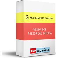 Aminofilina 100Mg Genérico Teuto 20 Comprimidos