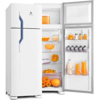 Refrigerador Electrolux Cycle Defrost 260 Litros 2 Portas Design Moderno Dc35A