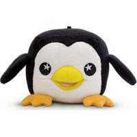 Esponja Soapsox De Banho Pinguim Colorido