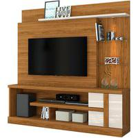 Home Theater Alan Naturale/Off White Madetec