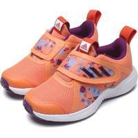 Tênis Adidas Performance Menina Fortarun X Frozen Cf C Coral