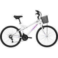 Bicicleta Lazer Ventura Aro 26 Branco - Caloi