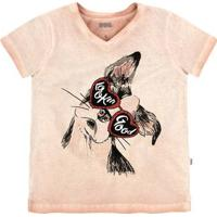 Blusa Infantil Menina Em Malha - Mães Dzarm + Puc