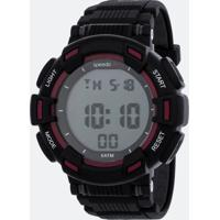 Relógio Masculino Speedo 81183G0Evnp1 Digital 5Atm