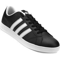 Tênis Adidas Advantage Vs - Masculino-Preto+Branco