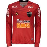 Camisa Le Coq Sportif Atletico Mineiro Goleiro Ii 2019 Masculina - Masculino