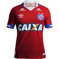 Netshoes  Camisa Bahia Iii 17 18 S N° - Torcedor Umbro Masculina - Masculino 850f1417fedcc