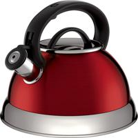 Chaleira Colors Boiler Vermelho 2,8 L