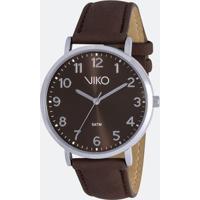 Relógio Masculino Viko 53770G0Mgnh2 Analógico 5Atm