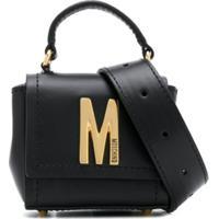 Moschino Pochete M Mini - Preto