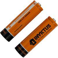 Bateria Recarregável Estilo Aa 18650 Li-Ion 3.7V 1 - Unissex