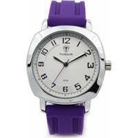 ... Relógio Tuguir Analógico 5015 - Feminino-Roxo 133e2f949c