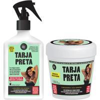 Kit Tarja Preta Lola Cosmetics Máscara + Queratina Líquida - Unissex-Incolor