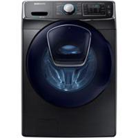 Lavadora De Roupas Samsung Addwash 15 Kg Prata Com 13 Programas De Lavagem E Ecobubble - Wf15K6500Av/Az