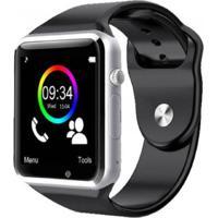 Smartwatch Bluetooth Szmdc A1 Preto