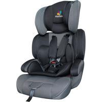 Cadeira Para Carro Allegra - Cinza & Preta- 70X40X46Ibimboo