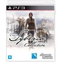 Jogo Syberia Collection Para Playstation 3 (Ps3) - Nordic Games