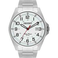 Relógio Orient Mbss1171 S2Sx - Masculino-Prata