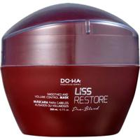 Do.Ha Liss Restore - Máscara De Tratamento 200Ml - Unissex-Incolor