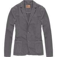 Blazer Sarja West Coast Cinza