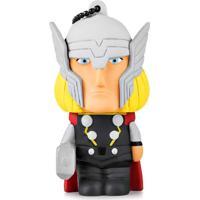 Pen Drive Marvel Vingadores Thor 8Gb Usb Leitura 10Mb/S E Gravação 3Mb/S Multilaser - Pd083 - Padrão