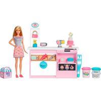 Barbie Chef De Bolinhos - Mattel - Kanui