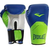 5a6a71e08 Netshoes  Luva Boxe Everlast Pro Style Elite Training 12 Oz - Masculino