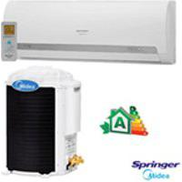 Ar Condicionado Split Hi-Wall Springer Midea Com 22.000 Btus, Turbo, Frio, Branco - 42Maca22S5/38Kcx22S5