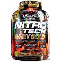 11c75e783 Netshoes  Nitro Tech 100% Whey Gold (5.5Lbs) Muscletech - Unissex