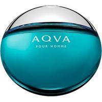 Perfume Bvlgari Aqva Pour Homme Eau De Toilette Masculino 100Ml - Masculino-Incolor