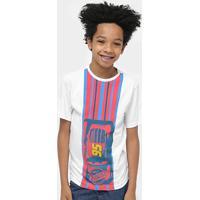 Camiseta Infantil Disney Carros Thunder Masculino - Masculino
