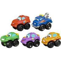 Veículo Chuck E Friends Mini Chuck Racin Fleet - Playskool