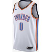 Regata Nike Oklahoma City Thunder Association Edition Swingman Masculi