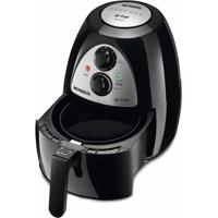 Fritadeira Elétrica Air Fryer 1500W 110V Preta