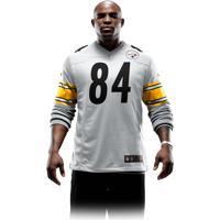Camisa Futebol Americano Nike Pittsburgh Steelers Masculina (Antoni...
