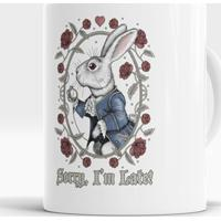 Caneca White Rabbit