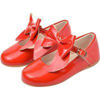 Sapatilhas Infantil Menina 2 Em 1 Moda Festa Barato 2013 Vermelho