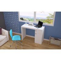 Mesa Para Computador Bc 35 Branco 11708 Sun House