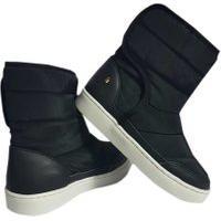 Bota Infantil Menina Bibi Urban Boots Preta-35