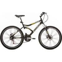 Bicicleta Houston Discovery 2.6 Aro 26 21 Marchas - Masculino