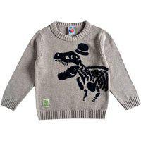Blusa Infantil Tricot Dinossauro Mescla Menino Tip Top