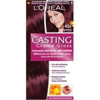 Tintura Casting Gloss L'Oreal Brasil - 426 Borgonha