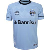 Camisa Umbro Masculina Grêmio Oficial Charrua 2018 Torcedor - Masculino